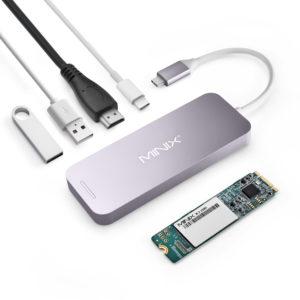Minix Neo Storage