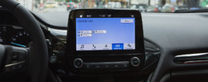 Ford Vodafone Parkeerplaats Navigatie