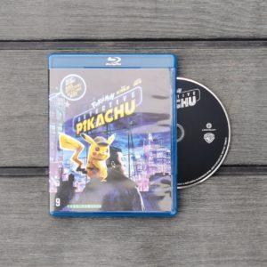 Blu-Ray Detective Pikachu