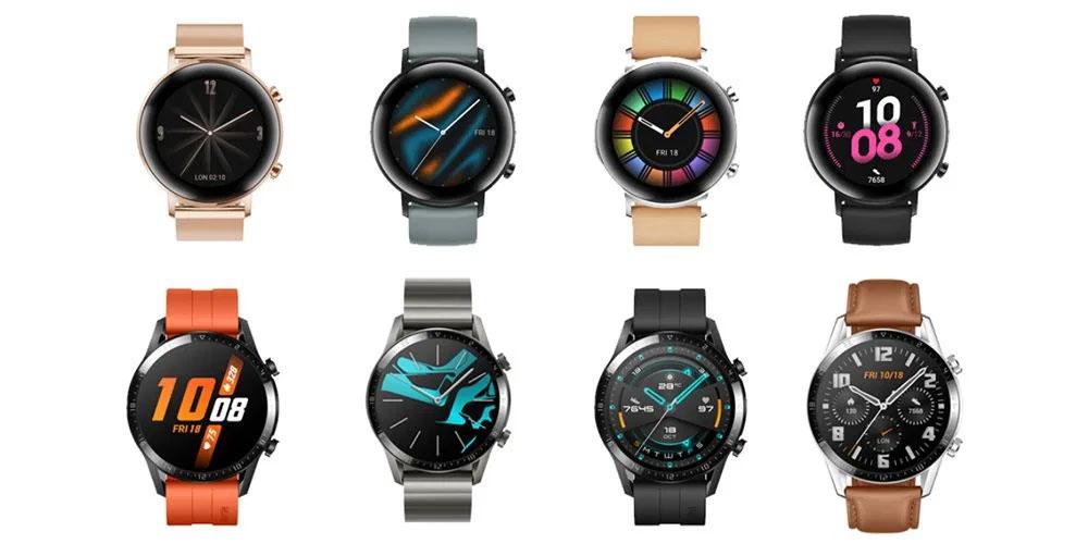 Huawei Watch GT 2 Overzicht