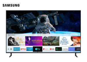 Samsung Apple TV App