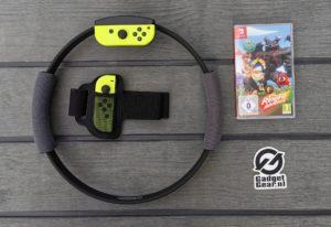 Nintendo Switch Ring Fit Adventure Kit