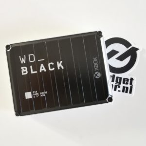 WD_Black P10 Game Drive voor Xbox One