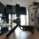 Black Eye Filming grip