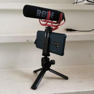 Black Eye Filming grip Tripod