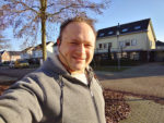 Sony Xperia 5 Selfie Camera