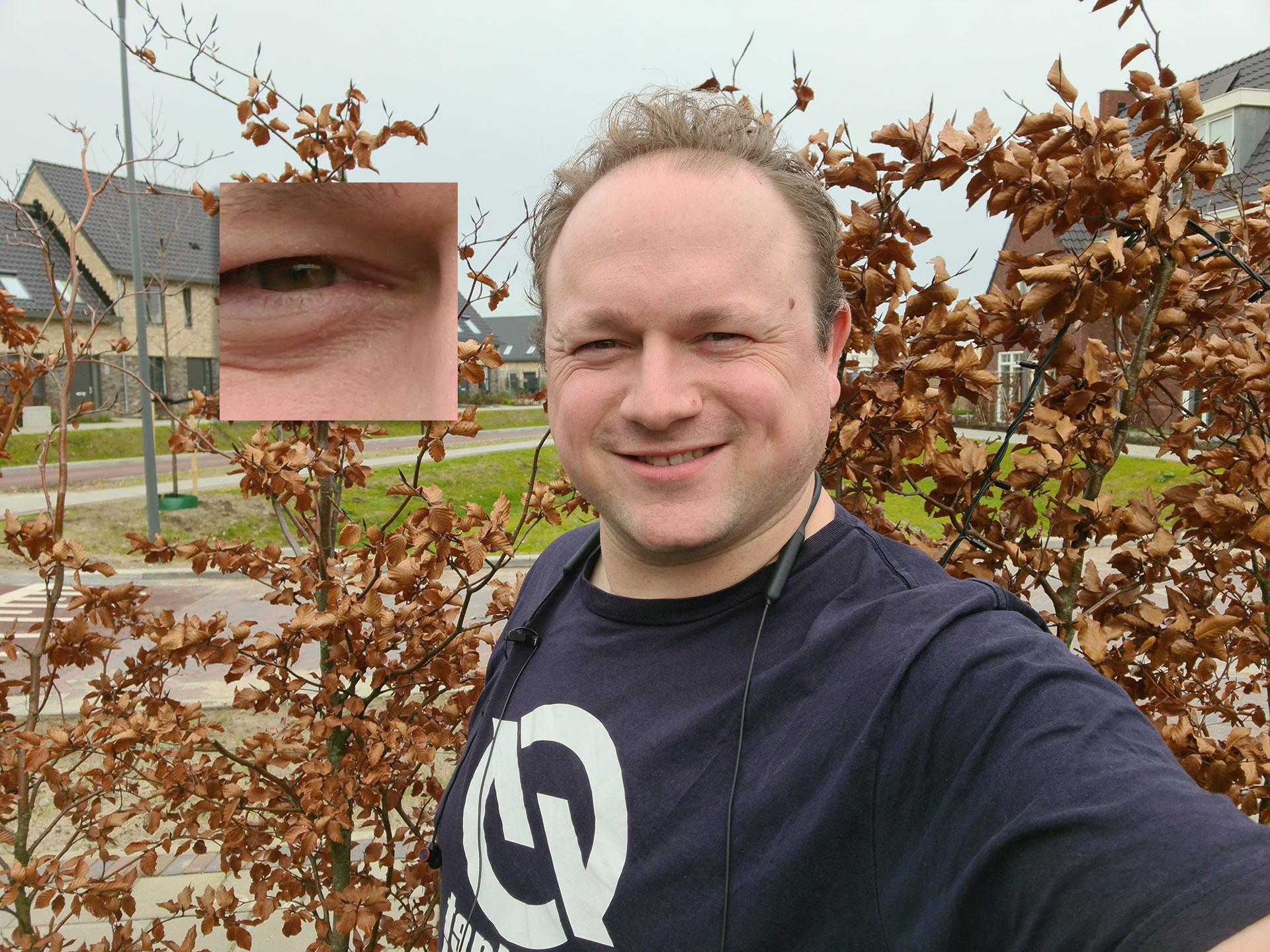 40 megapixel selfie Samsung Galaxy S20 Ultra