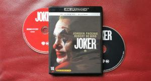 Joker 4K Blu-Ray