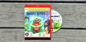 The Angry Birds Movie 2 op Blu-Ray