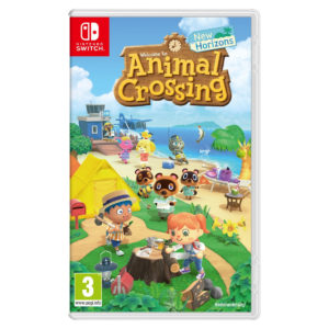 Animal Crossing: New Horizons op de Nintendo Switch