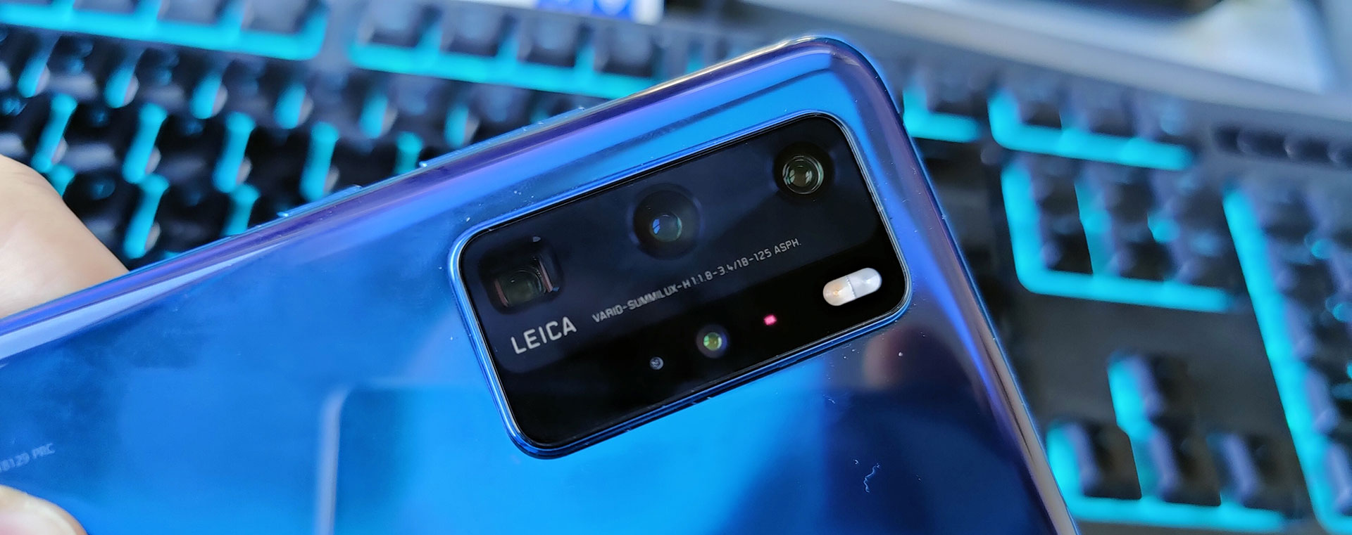Huawei P40 Pro Camera Eiland