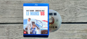 Le Mans '66 op Blu-Ray