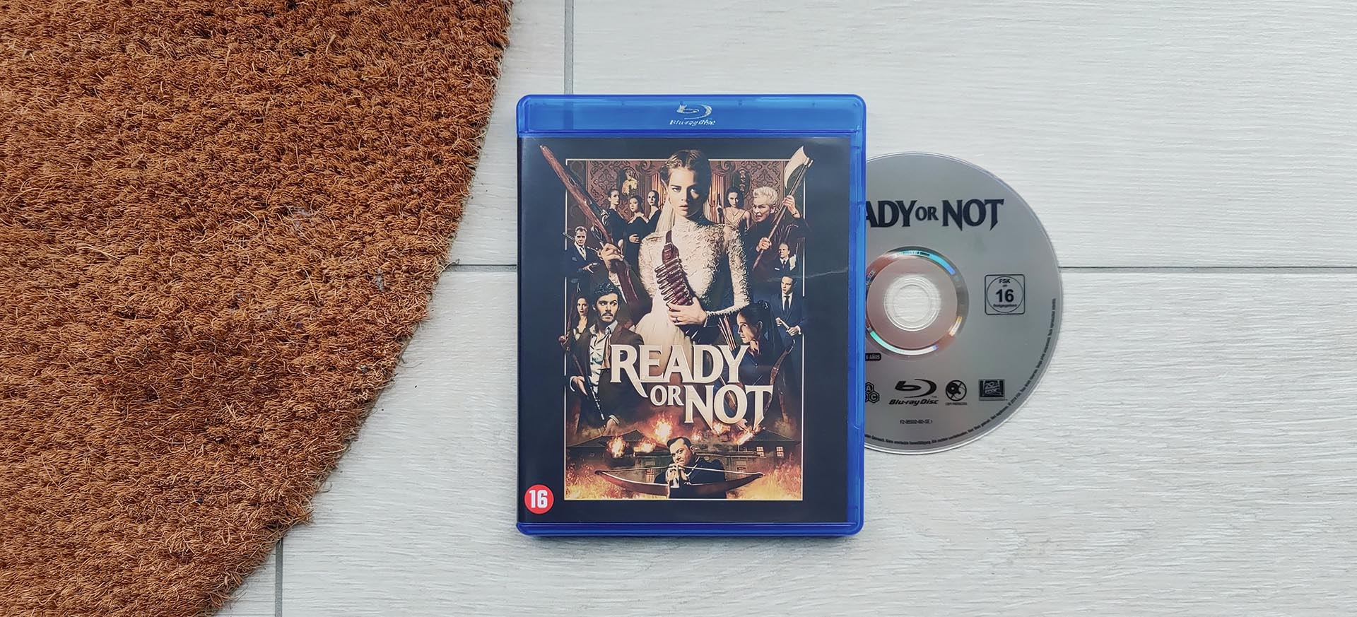 Blu-Ray Ready or Not