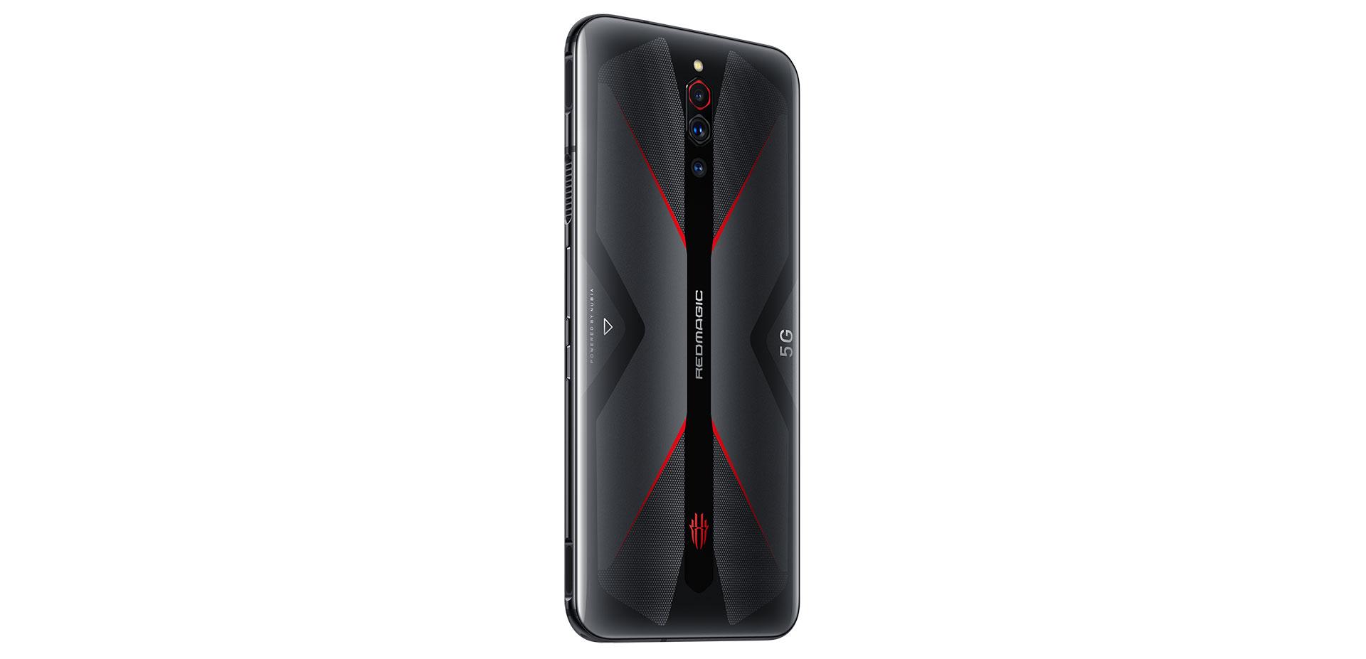 RedMagic 5G Zwart