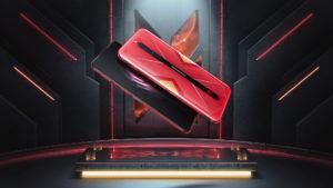 RedMagic 5G Rood