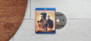 Terminator Dark Fate op Blu-Ray
