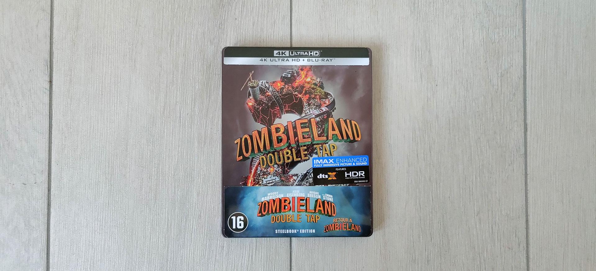 Zombieland Double Tap 4K