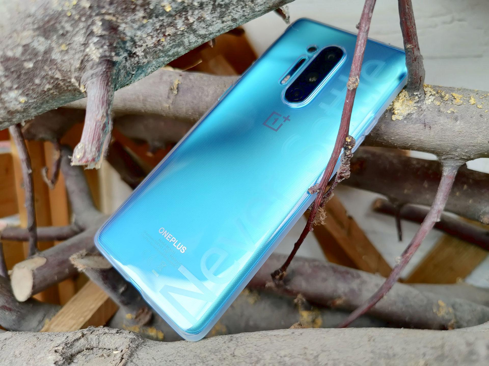 OnePlus 8 Pro Transparante Backcover