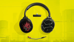 SteelSeries introduceert Cyberpunk 2077 headsets