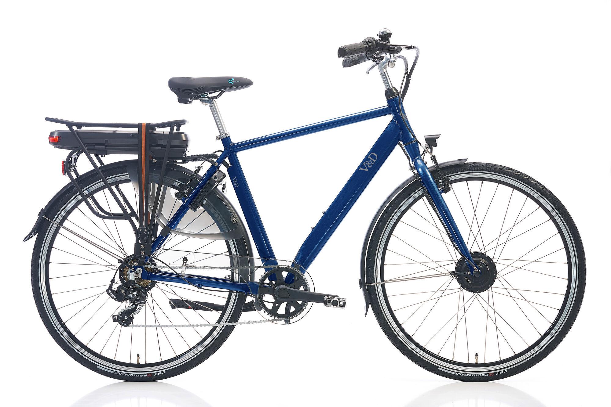 Heren V&D E-Bike Bolzano