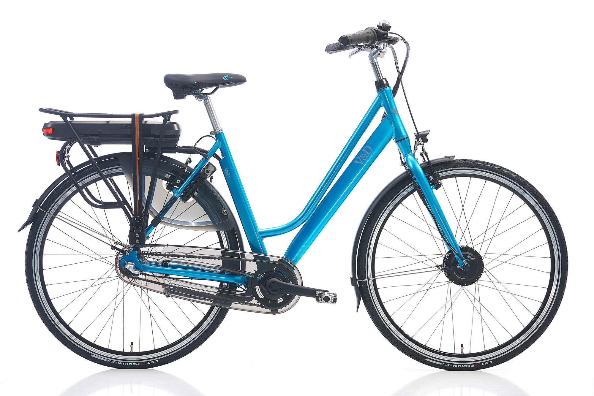Dames V&D E-bike Belagio