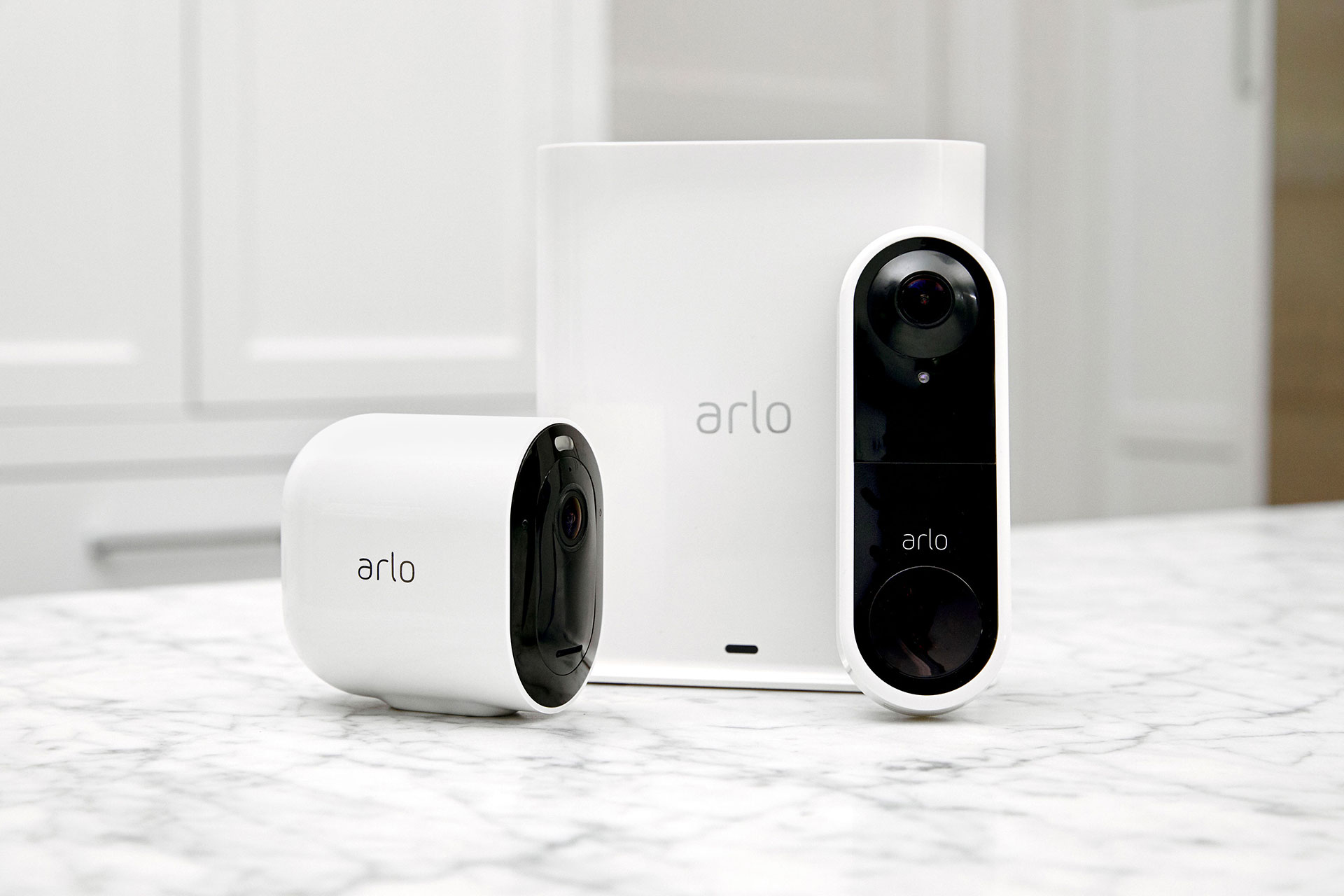 Arlo Video Deurbel pakket