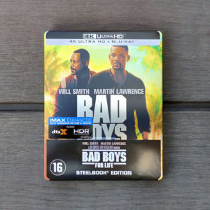 Bad Boys for Life Steelcase