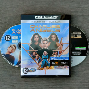 Charlie's Angels 4K Blu-Ray
