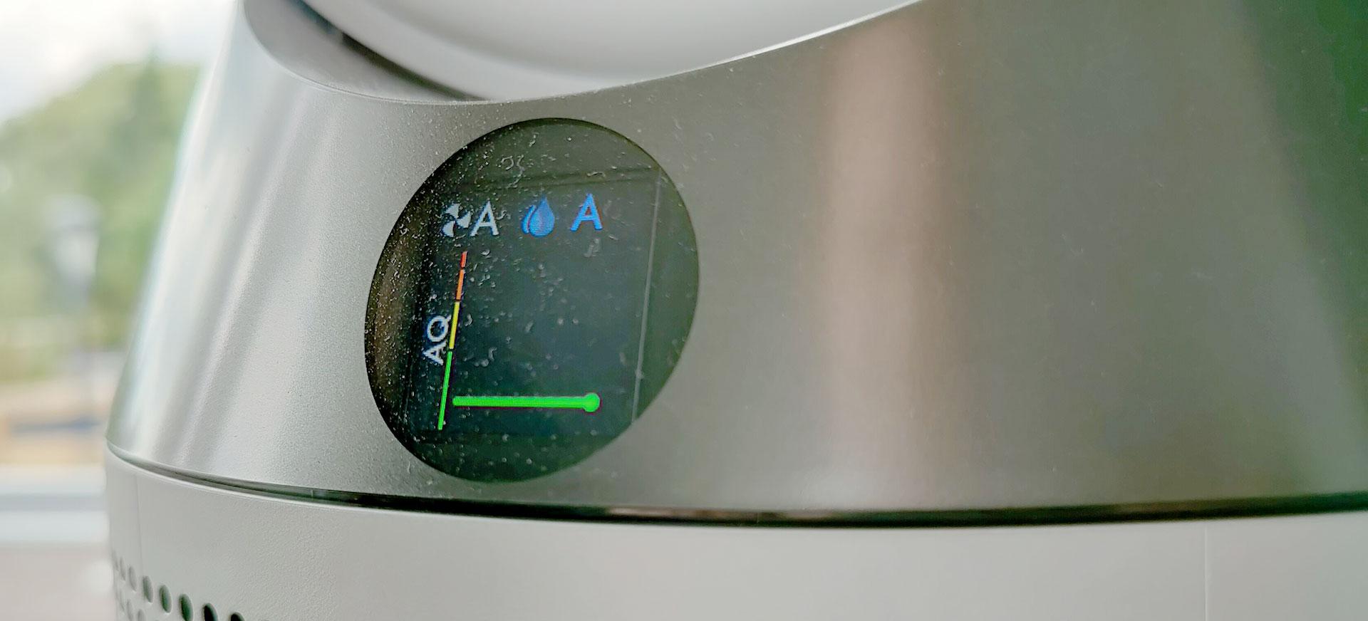 Dyson Pure Humidify+Cool Display