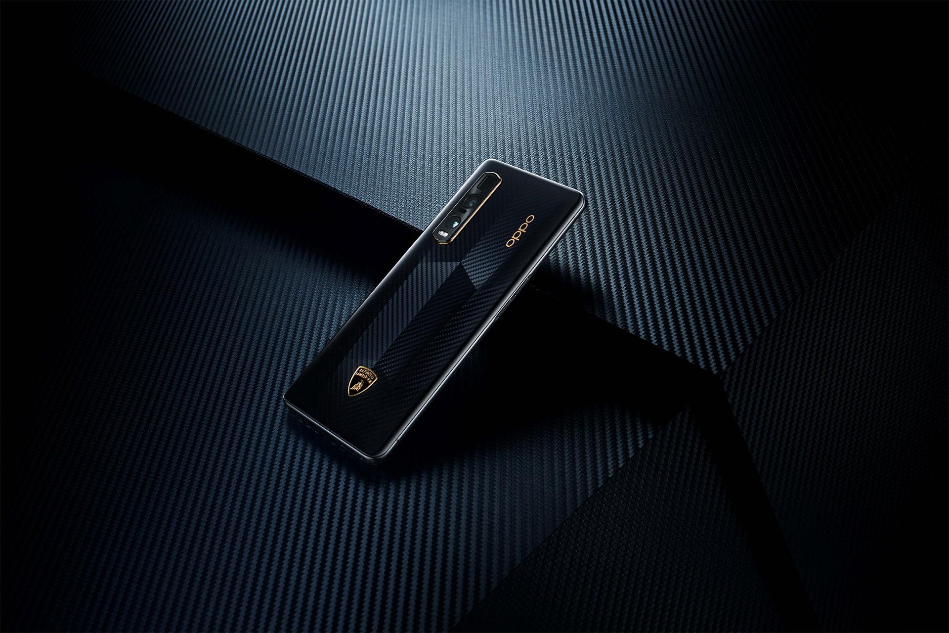 OPPO Find X2 Pro Automobili Lamborghini Edition toestel