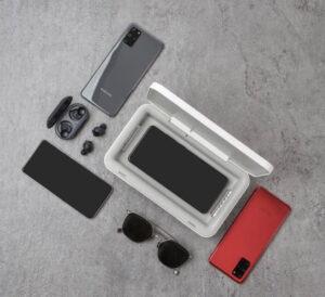 Samsung UV-Sterilizer met andere gadgets