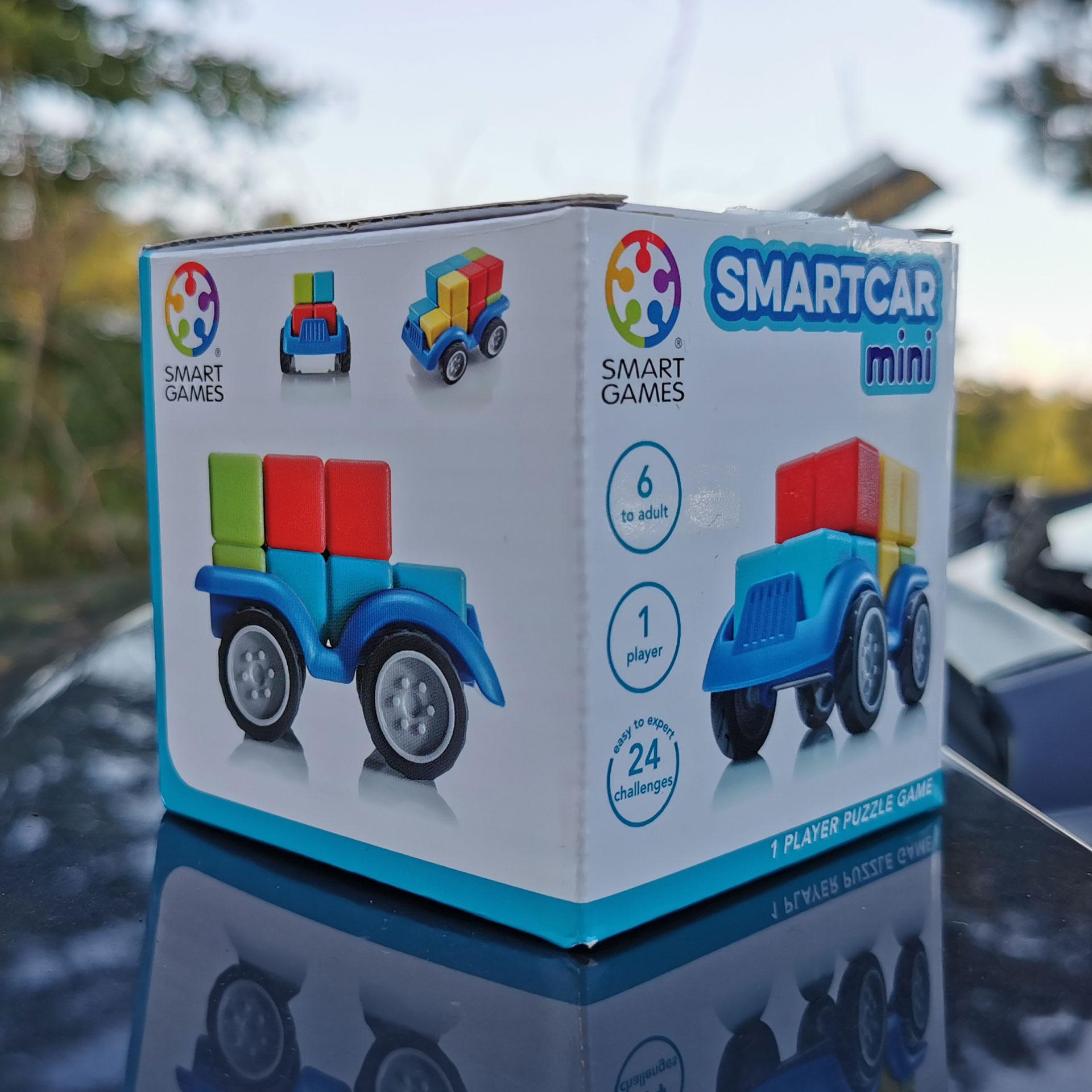 Smart Games SmartCar Mini Verpakking