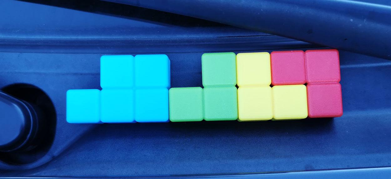 Smart Games SmartCar Mini Puzzelblokjes