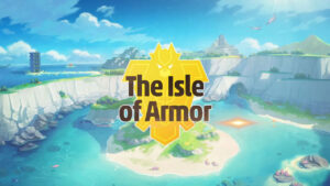 Pokémon The Isle of Armor
