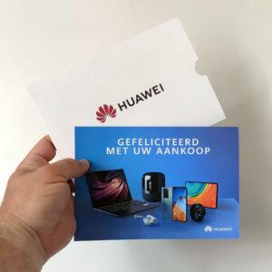 Huawei Webshop Voucher