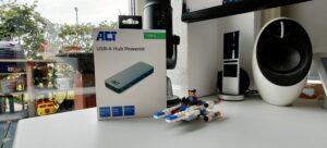 ACT USB-A Hub Powered