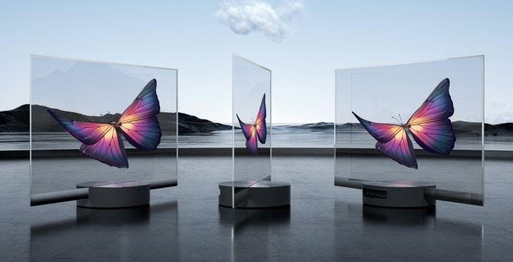 Mi TV LUX OLED Transparent Edition
