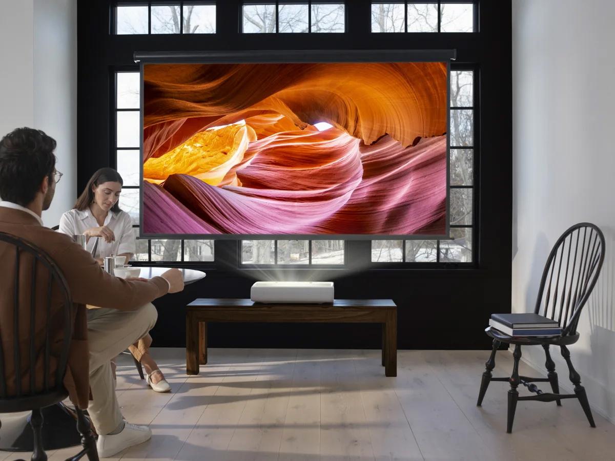 Samsung The Premiere LSP9T 4K Laser Projector