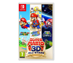 Super Mario 3D All-Stars Doosje