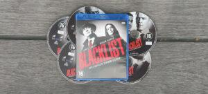 The Blacklist Seizoen 7 op Blu-Ray