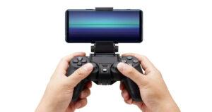 Xony Xperia 5 II DualShock Controller
