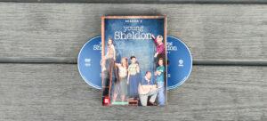 Young Sheldon Seizoen 2 op DVD