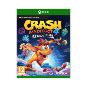 Crash Bandicoot 4 – It's about time