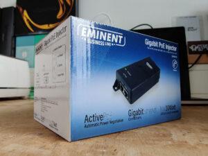 Eminent Business Line Gigabit PoE Injector Verpakking