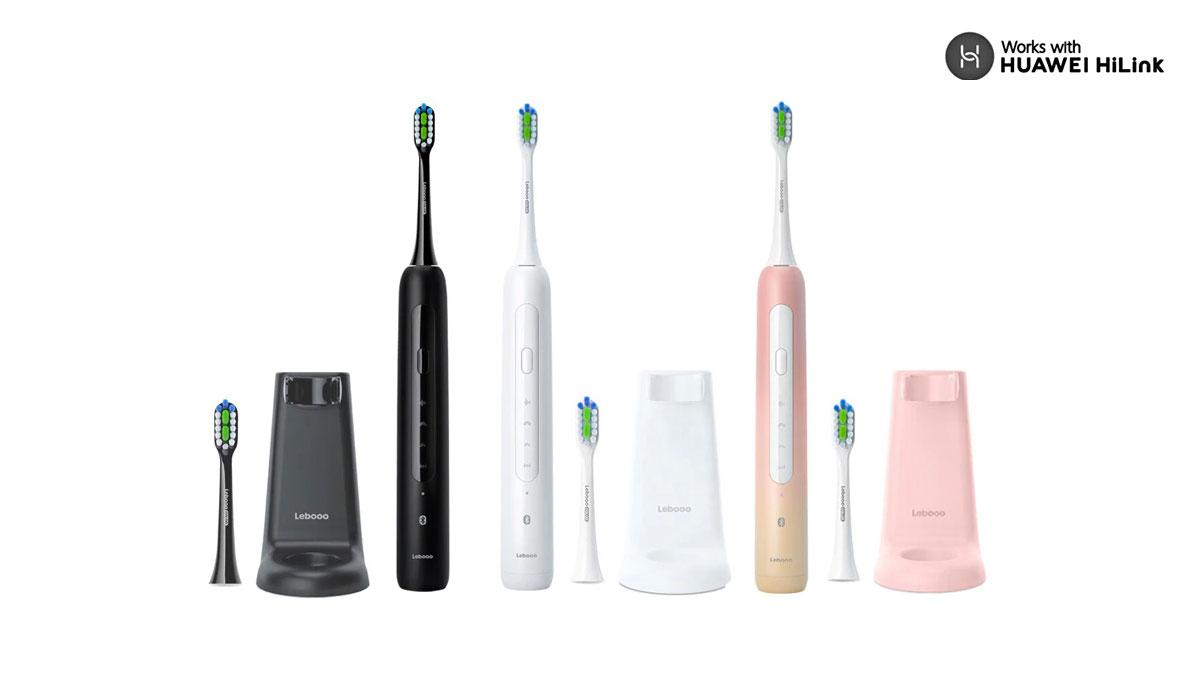 Lebooo Smart Sonic Toothbrush met HiLink