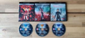 Resident Evil 4K Blu-Ray
