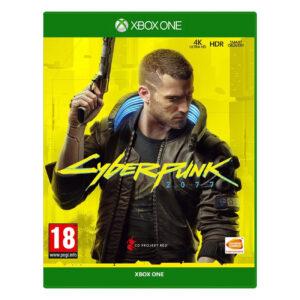 CyberPunk 2077 op Xbox One