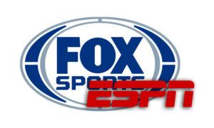 FOX Sports logo en ESPN logo