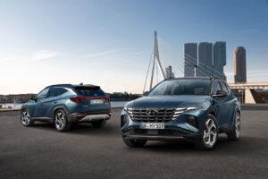Hyundai Tucson Modeljaar 2021