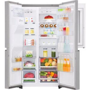 Amerikaanse koelkast van LG